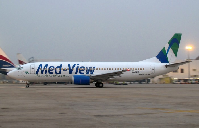 EU Bars Medview Airline, Others from Its Airspace