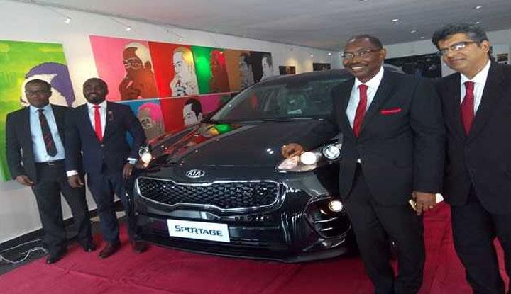 kia modelle 2018. Interesting 2018 Kia Unveils MadeInNigeria 2018 Sportage Model With Kia Modelle