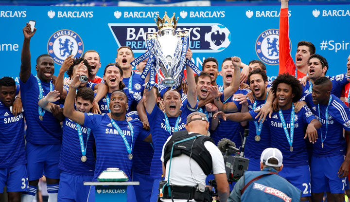 Chelsea Premier League title win tops Nigeria's Google search