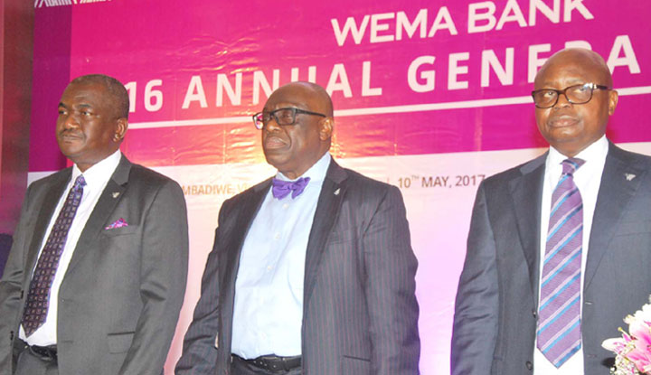 Wema Bank Holds AGM; Unveils New Innovation in Digital Banking