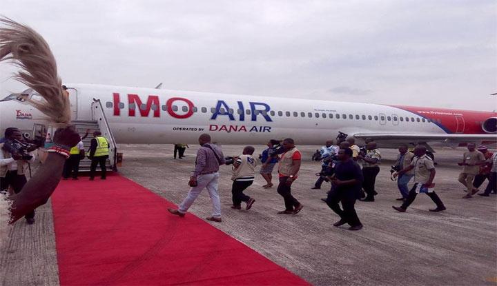 Imo Air Partners ELFREEDA Foundation on CSR