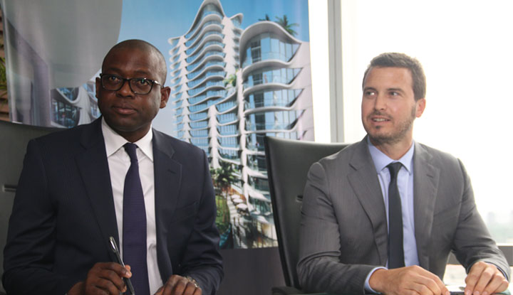 Grenadines Homes signs-on Cappa & D'Alberto as contractors for N40b Atlantic Resort project