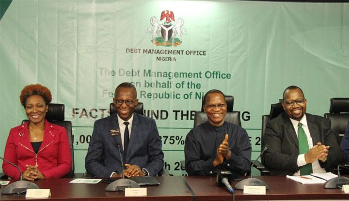 DMO puts Nigeria's domestic debt at N19.63tr