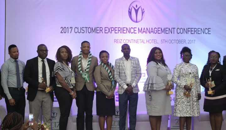 Zenith Bank, Total Nig., others win 2017 Nigeria Customer Service awards