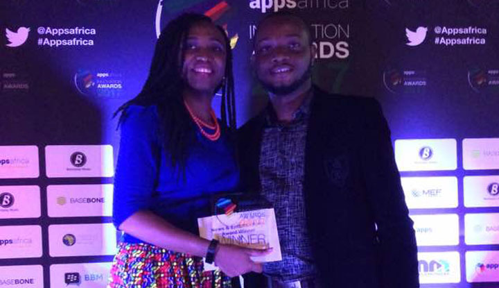 Bounce News Nigeria Wins AppsAfrica award in South Africa