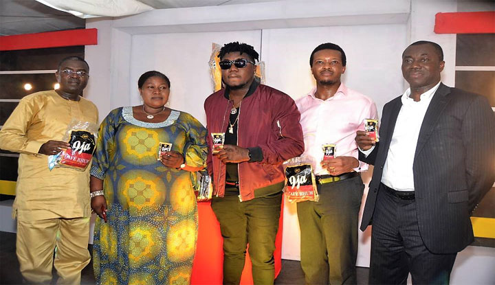Grand Oak launches 9ja Café Rhum into Nigerian Market