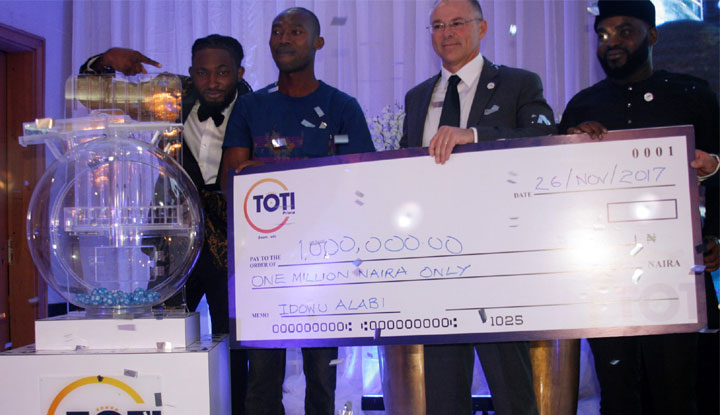 TOTI Prima Lotto enters Nigeria's market