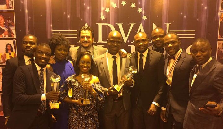 Nigerian Breweries sweeps top prizes at ADVAN award