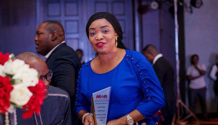 Dolapo Otegbayi emerges Outstanding Woman in Marketing